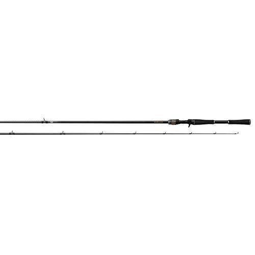 Daiwa rebellion casting rod rebellion6101mhrb 6ft 1 in, black, one size