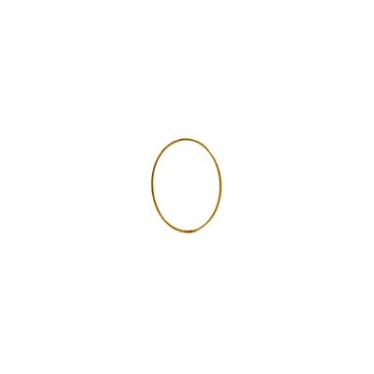 失われたバケツ水曜日シャレドワミュゼ BLC ブローチ オーバル 7×5mm ゴールド 10p