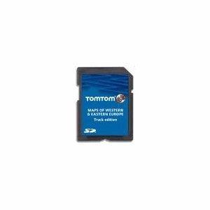 TomTom Truck Navigation (WE-CE Karte auf SD und Micro SD) V2