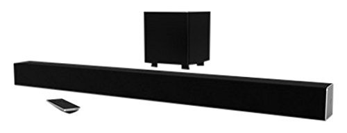 "VIZIO SB3821-D6 SmartCast 38"" 2.1 Sound Bar System (2016 Model) (Renewed)"