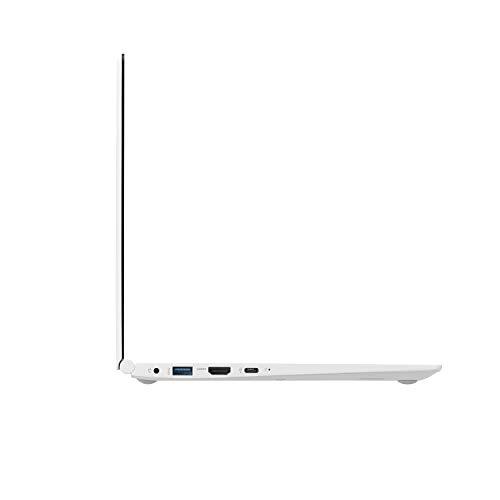 "LG gram Laptop - 13.3"" Full HD Display, Intel 8th Gen Core i5, 8GB RAM, 256GB SSD, 24.5 Hour Battery, 13Z990-U.AAW5U1 (2019), White"