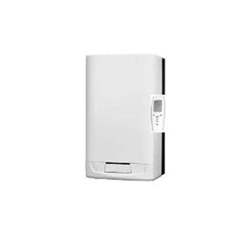 Caldera a gas de condensación mural mixta, serie Isofast Condens 35 GB, instantánea, potencia 35kW incluye mando a distancia Exocontrol E7 R, 38 x 47 x 89 centímetros (referencia: 0010022802)