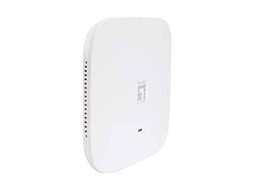 LevelOne WAP-8121 WLAN-Decken/Wand-Access-Point 750Mbps Dual weiß