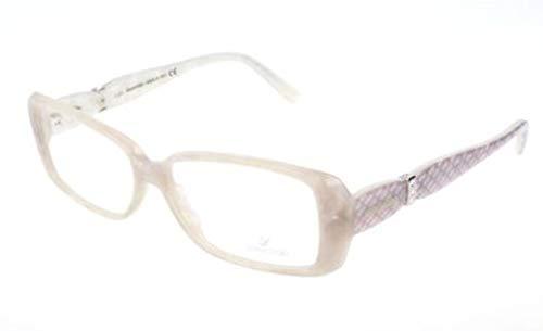 Swarovski SK5025 018 -54 -13 -140 Swarovski Brillengestelle SK5025 018 -54 -13 -140 Rechteckig Brillengestelle 54, Beige