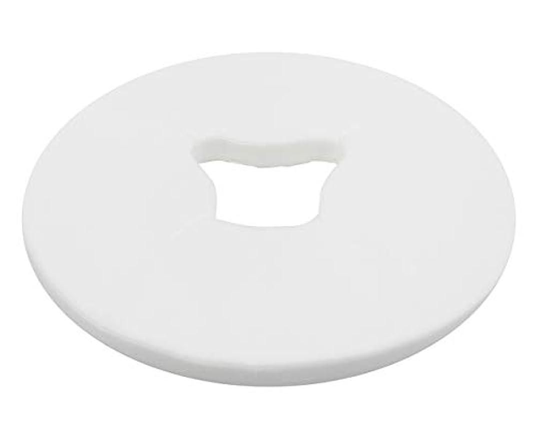 通知する気づく左ピローカバー 枕カバー フェイスシート 使い捨て (100枚入)28*29.5cm【選べる2色!】(ホワイト)