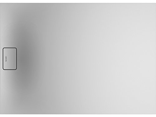 Duravit Duschwanne Stonetto 1400x1000x50mm Rechteck, Beton grau, 720170180000000