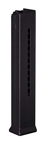 Elite Force HK Heckler & Koch UMP AEG 6mm BB Rifle Airsoft Gun Magazine, Mid-Cap (120 Rounds) Black