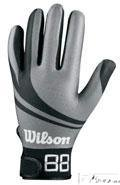 Wilson WTF9955 Football receivers Gloves Customizable New Adult L