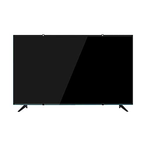 AMDHZ LCD Protector de Pantalla, para Todos los tamaños de televisores de Marca, Antiarañazos, Aliviar la Fatiga Ocular Fácil de Pegar (Color : HD Version, Size : 50 Inch 1101X620mm)