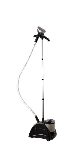Singer SWP.02C2E Stiratore Verticale, Nero, serbatoio 2,5L, 1500W, autonomia vapore 90 minuti, Medium