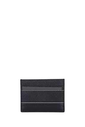 Calvin Klein Saffiano Card Holder Black