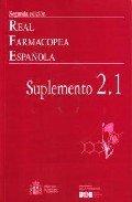 Real Farmacopea Española. Segunda edición. Suplemento 2.1