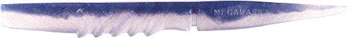 Leurre Souple Magabass Super X-Layer 10.5cm (X7) - 10.5, 6, Pro Blue, 09, 7