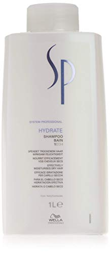 Wella SP System Professional Care Hydrate Shampoo, 1er Pack, (1x 1 L)