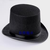 Magic top hat cosplay hat trick stage entertainment stage transformation black size M (japan import)