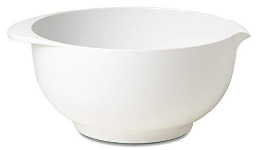 Rosti Margrethe 5-Litre Mixing Bowl, White