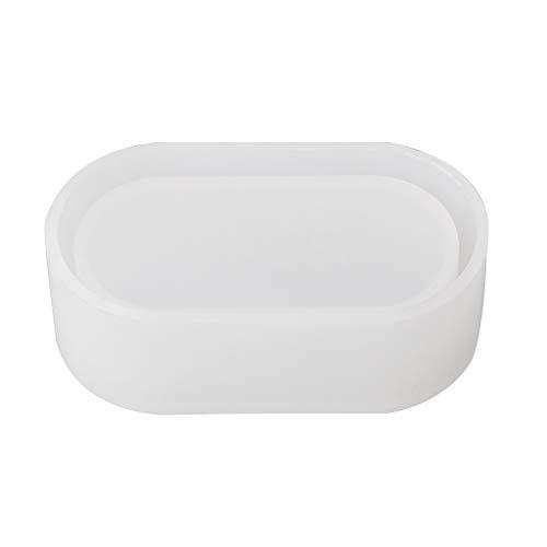- Selma. Lange ovale bloempot siliconen mal DIY handgemaakte maken ambachten sieraden opslag doos maken gereedschap