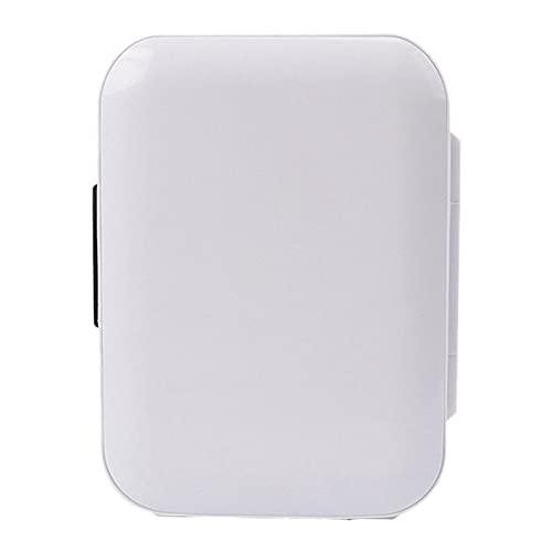 YIYIO Refrigerador de Coche PortáTil 5L Caja de RefrigeracióN y CalefaccióN de Coche PequeeO Nevera Congelador Enfriador de Viaje Calentador