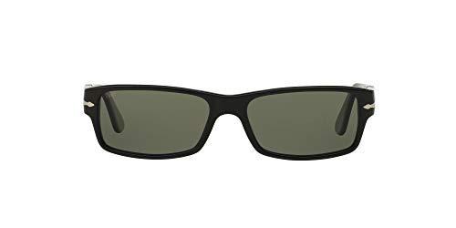 Persol Po2747s Gafas de sol, Negro (Black/Polarized Black), 57 Unisex-Adulto