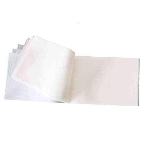 Soccerene 400 Sheets Ultrasoft Microscope and Camera Lens Cleaning Paper, 4 Packs of 100 Sheets