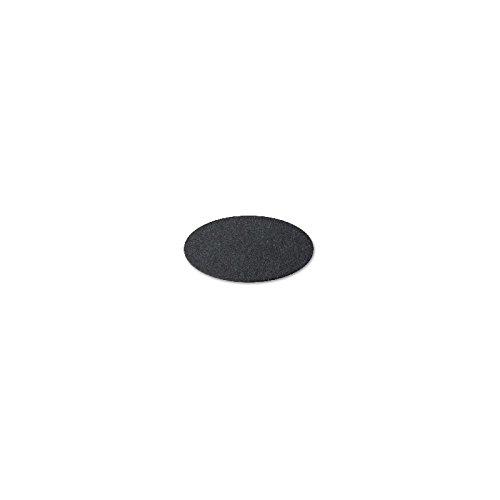 Hey Sign Untersetzer rund, ca 9 cm, Graphit 08, Stärke