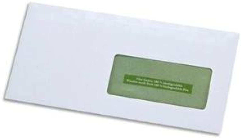 GPV boite de 500 500 500 enveloppes recyclées extra Weißhes Erapure, format DL 110x220mm fenetre 45x100mm 8 B003LZ9JRQ | Deutschland Online Shop  568c85