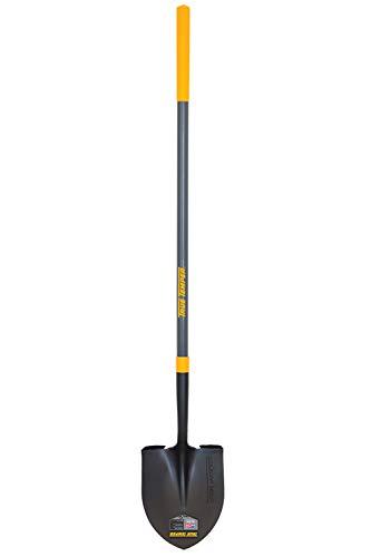 The Ames Companies, Inc 2584300 True Temper Digging Shovel with Fiberglass Handle