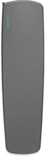 THERMAREST(サーマレスト) アウトドア マットレストレイルスカウト R値3.1 グレー ラージ 【日本正規品】 30102