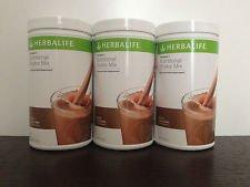 Herbalife Formula 1 Shake (Dutch Chocolate 750g) 3 PACK