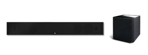 KEF sp3849bb Lautsprecher 2.1HDMI schwarz
