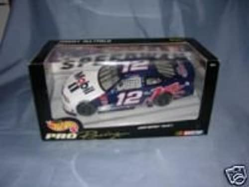 1997 Pro Racing Jeremy Mayfield  12 Mobil One 1 24 Scale Diecast by Racing Champions