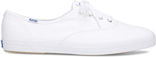 Keds Damen Champion CVO CORE Canvas Sneakers, Weiß (White), 41 EU