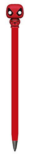 Pop! Pen Topper: Marvel: Deadpool Rojo