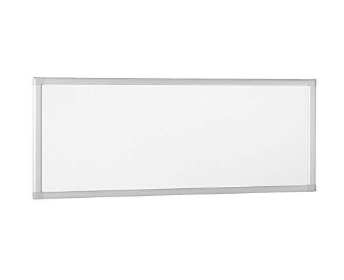 ECD-Germany Aluminium Lichtschachtabdeckung, Kellerschachtabdeckung, Lichtschacht 80 x 150 cm