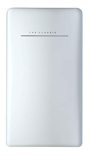 Daewoo Retro Compact - Refrigerador (4,4 L) Ft, Blanco, 4.4Cu.', 1, 1