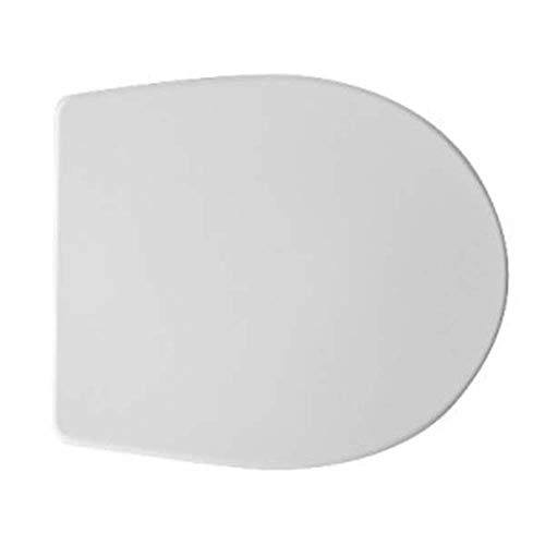 Abattant axe WC thermodur D057 Double charnière universelle 42,6 x 36,4 Blanc