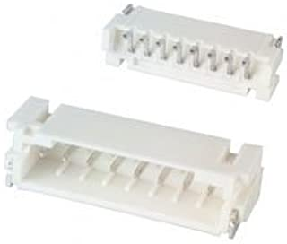 JST S8B-PH-SM4-TB(LF)(SN) PH Series 8 Position 2 mm Surface Mount Right Angle Side Entry Shrouded Header - 25 item(s)
