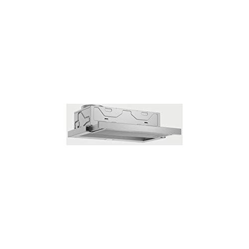Hotte tiroir Bosch DFM064W52 - Hotte aspirante télescopique 60 cm - 400 m3/h - 3 vitesses - silencieuse