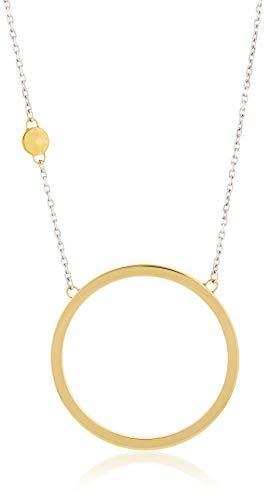 Tommy Hilfiger Jewelry Mujer acero inoxidable Collar con colgante 2700990