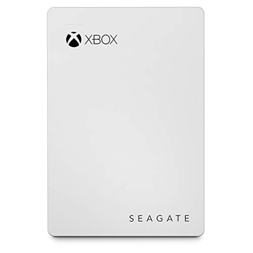 HD seagate externo portátil game drive para xbox USB 3.0 2tb- stea2000417.