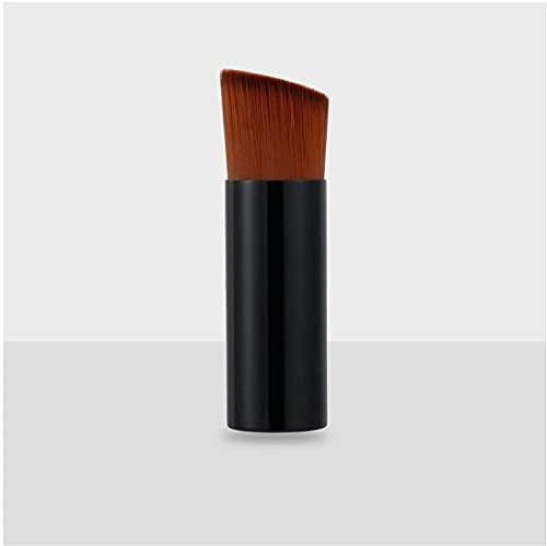 Chiox Base única base cepillo plano y oblicuo contorno contorno contorno facial acabado cepillo belleza herramienta...