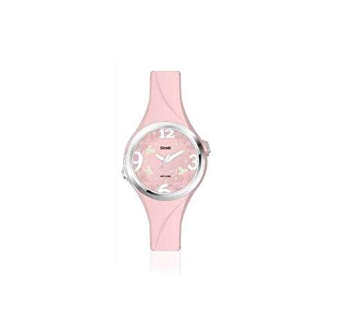 Orologio Stroili Donna Gomma Silicone Rosa WAF0100-011