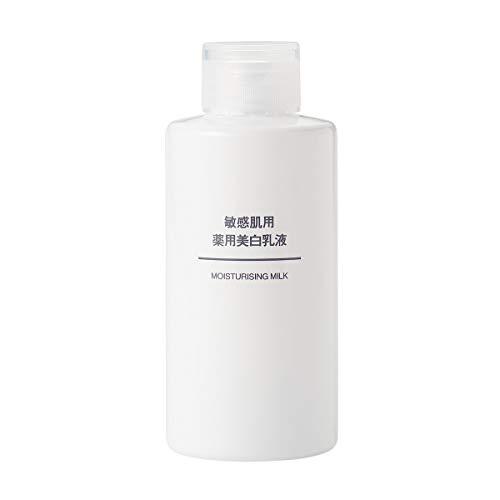 無印良品【医薬部外品】敏感肌用薬用美白乳液クリーム150mL