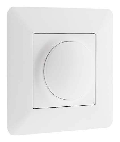 Artezo Variateur rotatif compatible LED Blanc