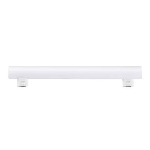 LED Leuchtmittel Linienlampe 5W = 35W S14s warmweiß 2700K Abstrahlwinkel 330° (30cm 2 Sockel)