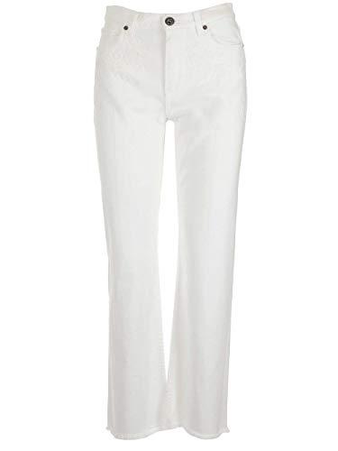 Etro Luxury Fashion Damen 144517953990 Weiss Andere Materialien Jeans | Ss21