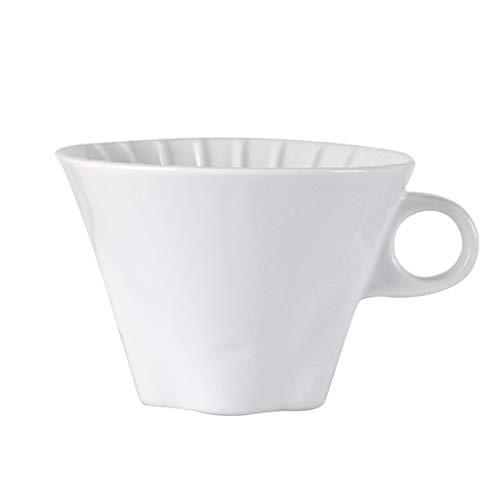 COKFEB Koffie filter Keramische Koffie Beker Espresso Koffie Beker Origami Filter Bekers V60 Trechter Druppel Handbeker Filters Koffie Accessoires Voor Wedstrijd