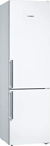 Bosch Elettrodomestici KGN39VWEQ Serie 4, Frigo-congelatore combinato da libero posizionamento, 203 x 60 cm, Pannello del mobile