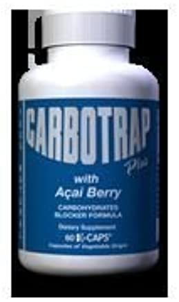 Amazon.com : Carbotrap Plus with Acai Berry 60 Caps : Weight ...