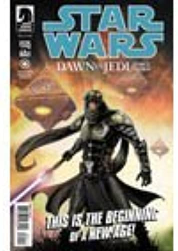 Dawn of the Jedi - Force Storm  1 by Dark Horse Comics